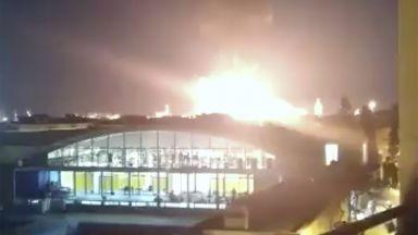 Химическият завод в Тарагона още гори, откриха тялото на втора жертва (видео)