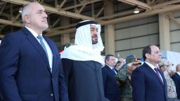 Отваряме нова страница в сътрудничеството с Египет (видео/снимки)