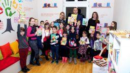 """Клуб-читалнята """"Малкият принц"""" в Бургас стартира национална кампания за насърчаване на четенето"""