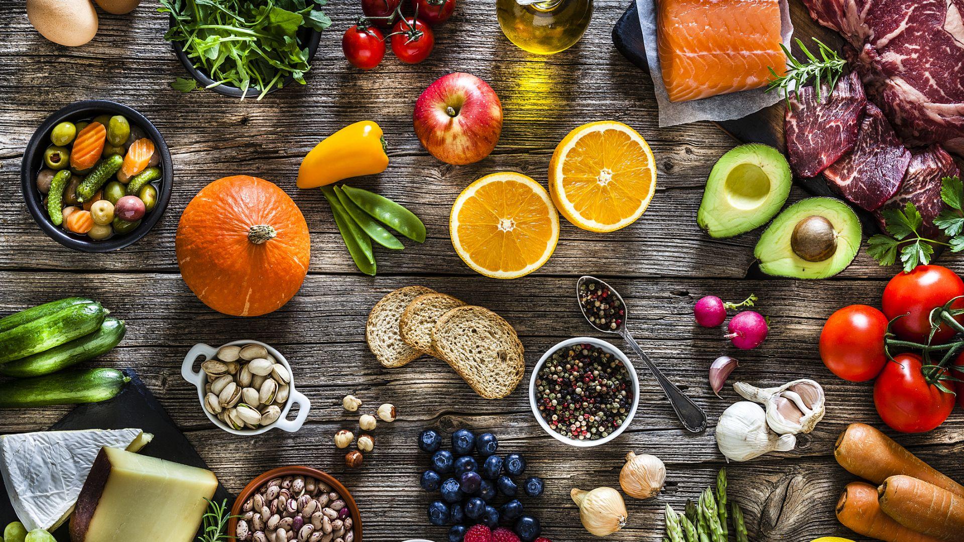 Плодовете и зеленчуците са добри за контрол на астмата