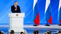 Годишната реч на Путин: раждаемост, майчинство, здраве, реформи във властта и конституцията