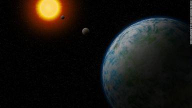 Откриха две супер-Земи, на които може да има живот