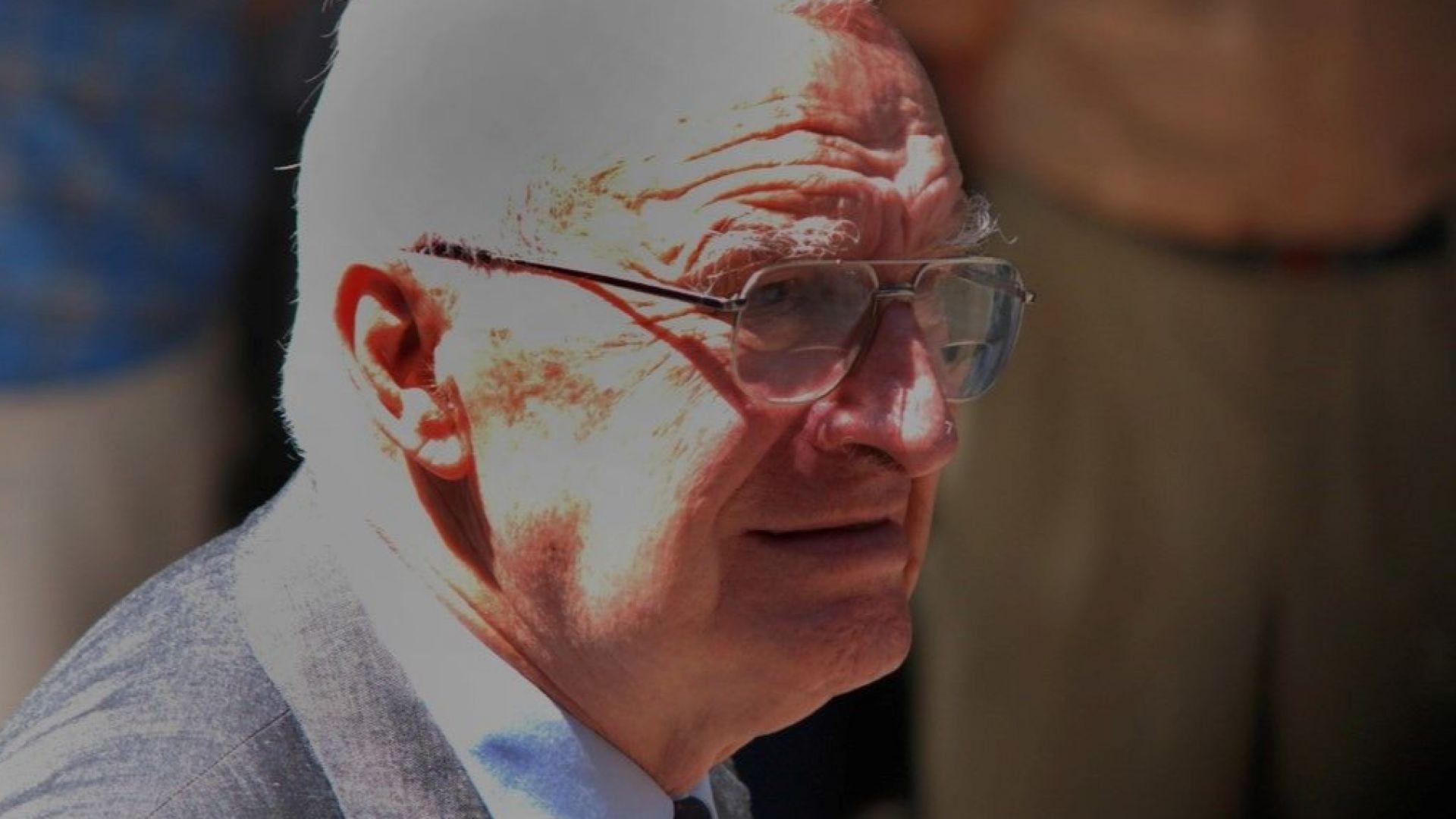 Почина бившият управител на БНБ проф. д-р Тодор Вълчев