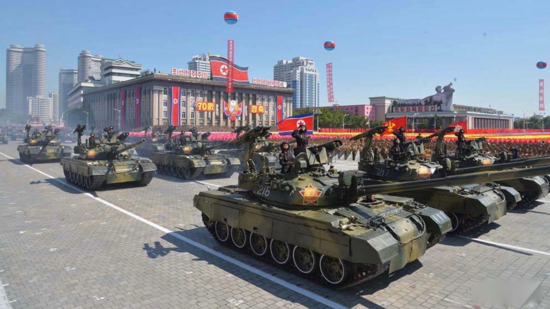 Един срещу друг: Най-добрите танкове на Северна и Южна Корея (снимки)