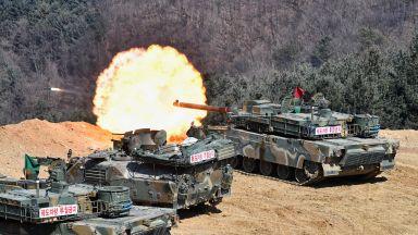 Кои са най-новите танкове на Южна Корея и Япония