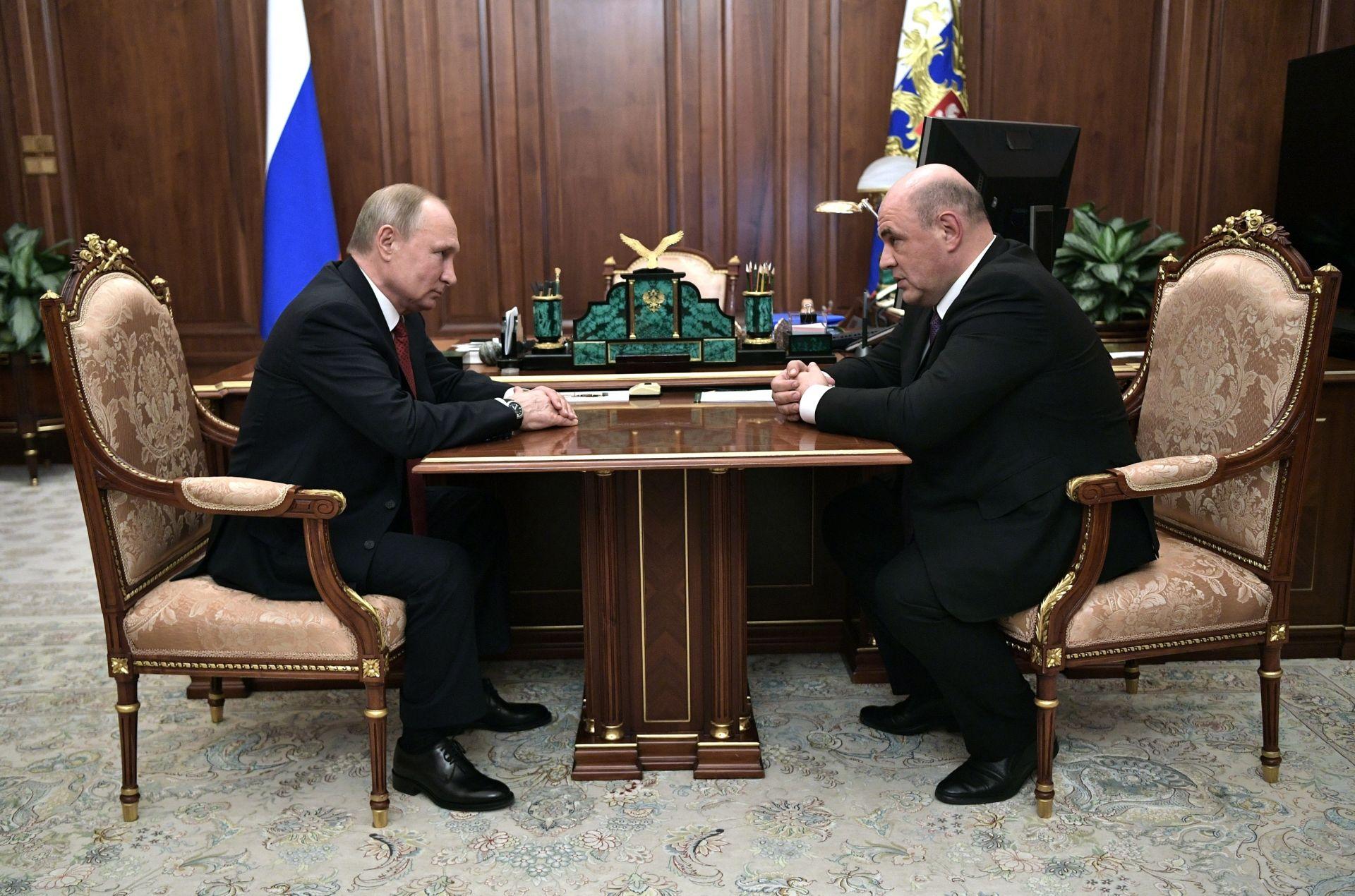 Президентът се срещна с номинирания за нов премиер