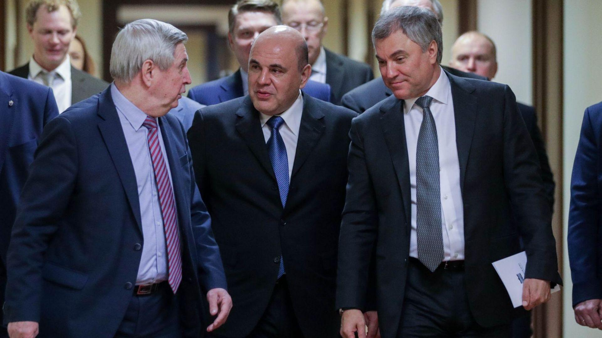 """Целите пред бъдещия премиер на Русия: Пробив в дигитализацията и изпълняване на плана """"Путин"""""""