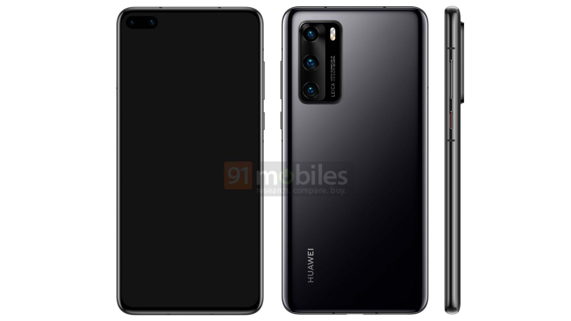 Възможно е Huawei да заложи на по-ниски цени за серията P40