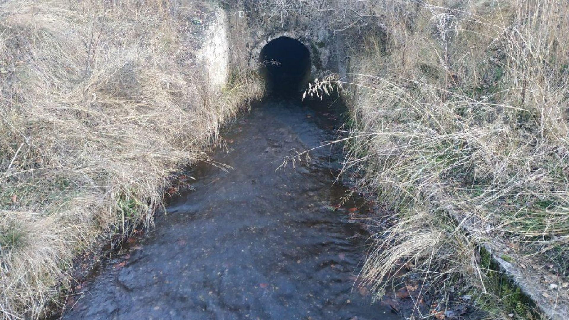 Разследват незаконно отклоняване на вода край Самоков