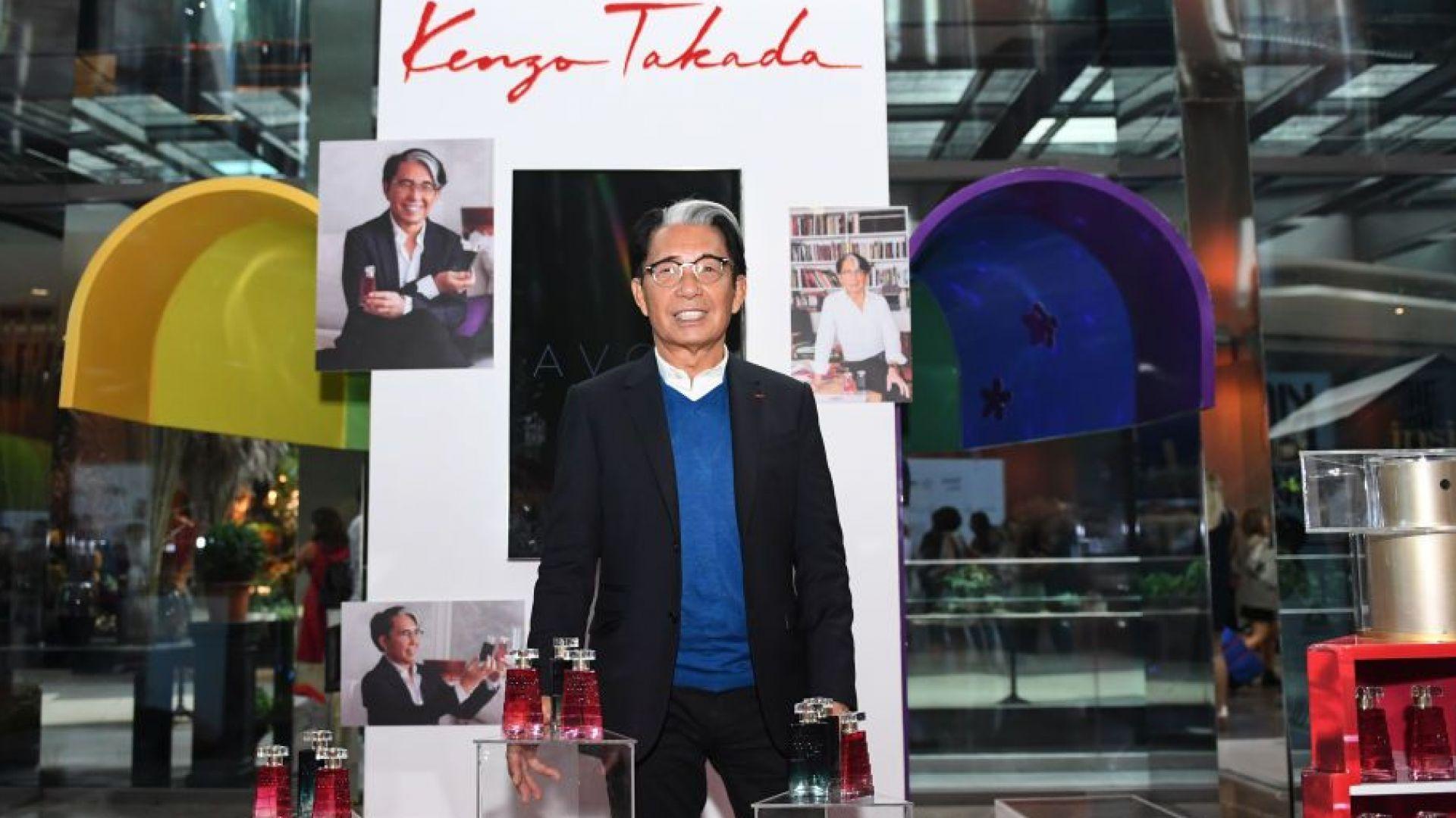 Японският моден дизайнер Кензо Такада почина от COVID-19
