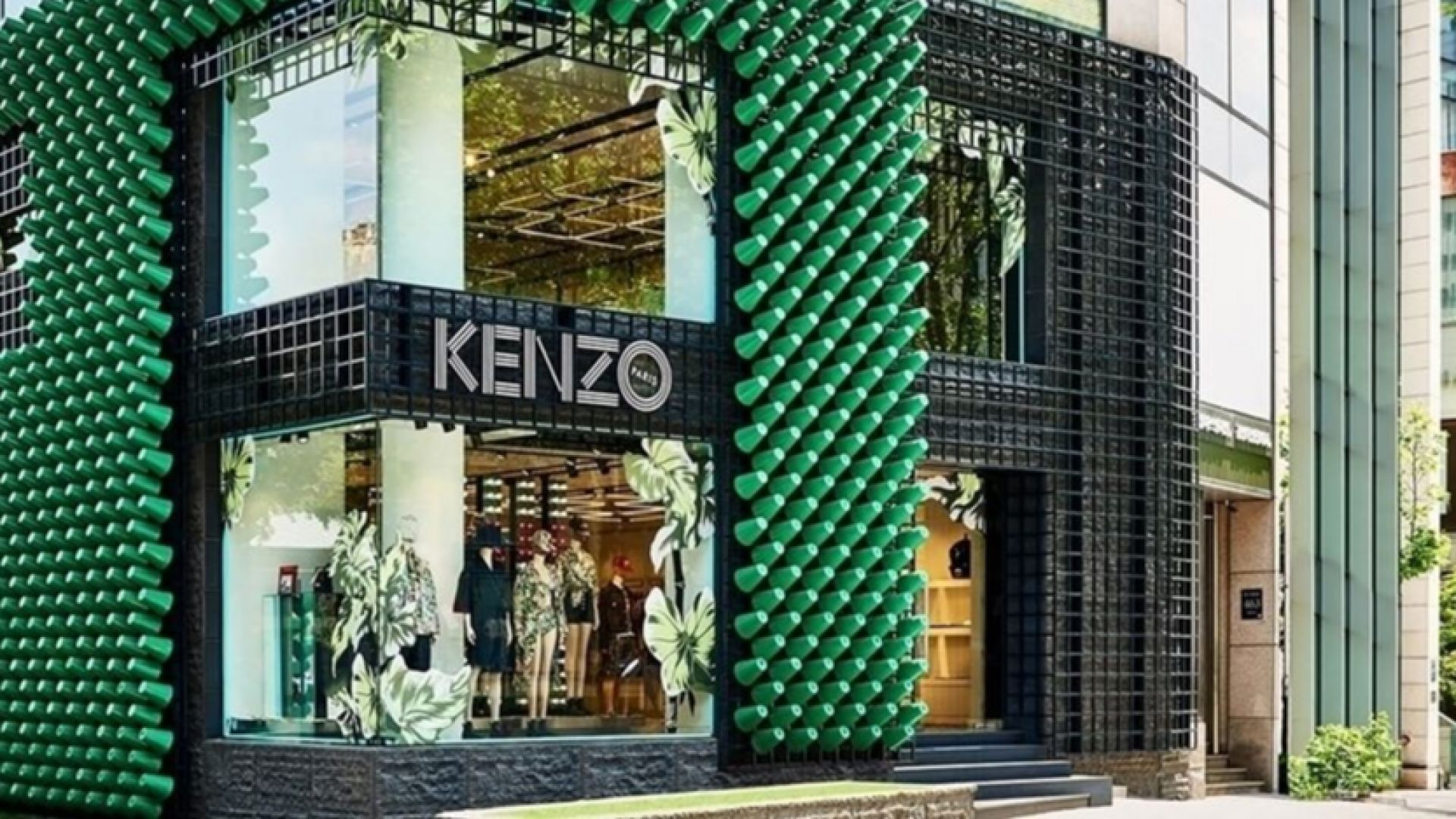 След като се пенсионира преди 20 г., днес Кензо Такада дебютира в интериорния дизайн
