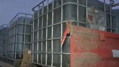 Откриха 8 т опасни отпадъци край Луковит