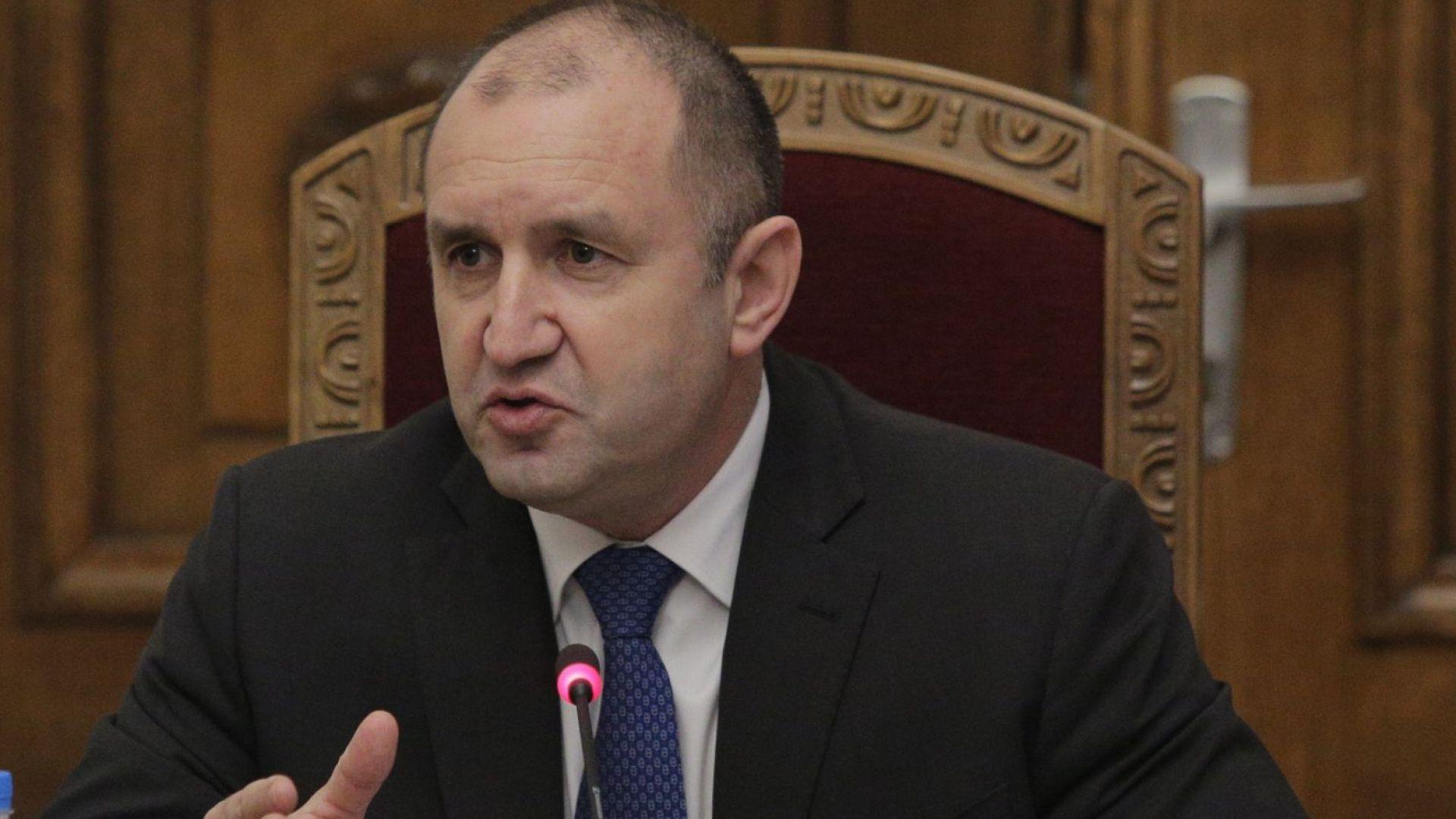 И КПКОНПИ пусна документи, свързани с Радев: Шефът на ВВС два пъти отказал информация за жена му