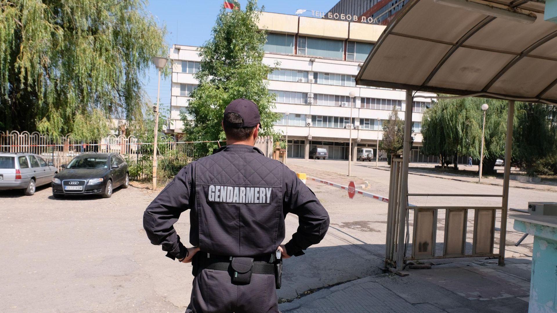 """Прокуратурата и екоминистърът влязоха в ТЕЦ """"Бобов дол"""""""