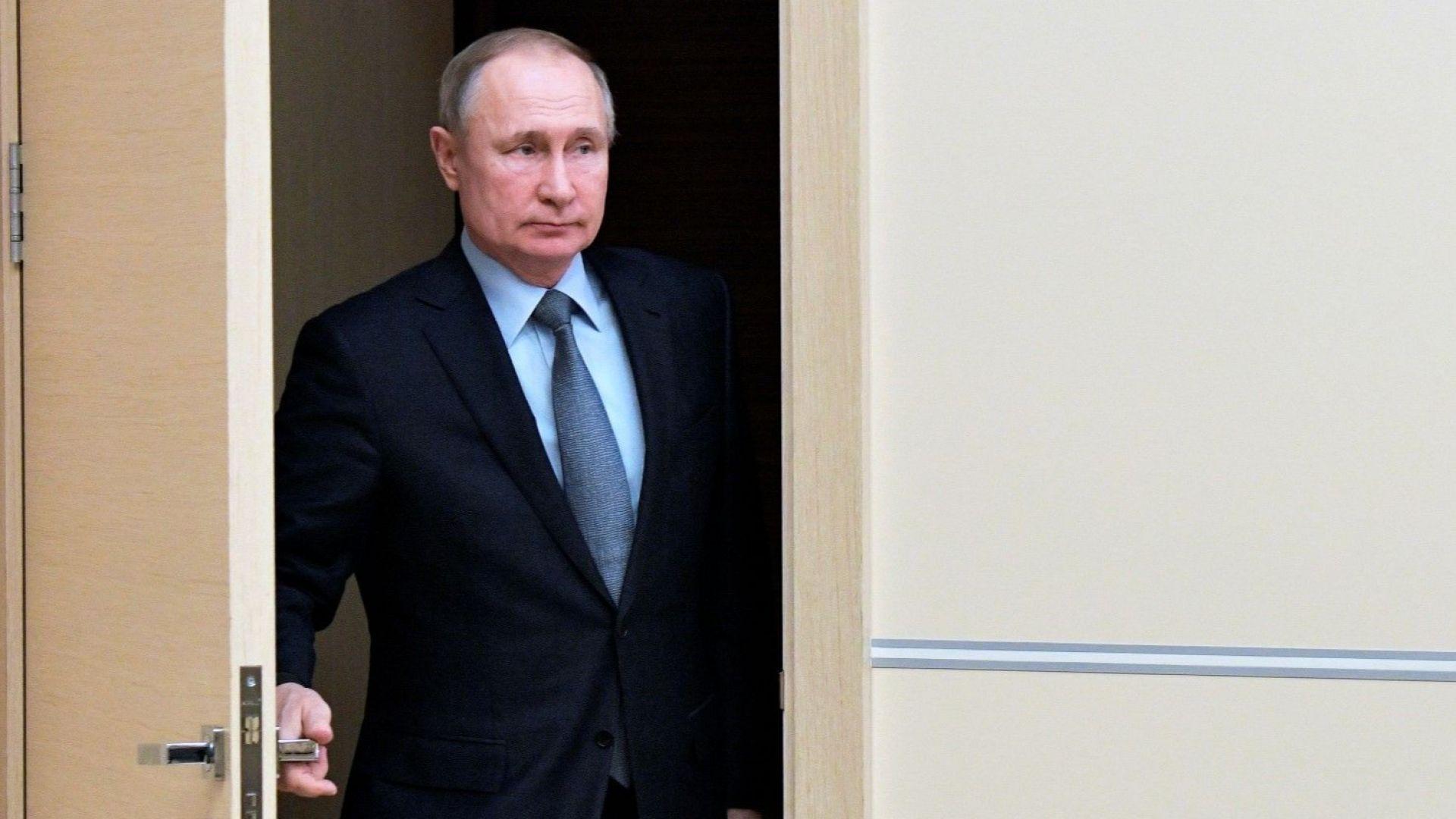 Дали руският президент Владимир Путин ще напусне властта през 2024