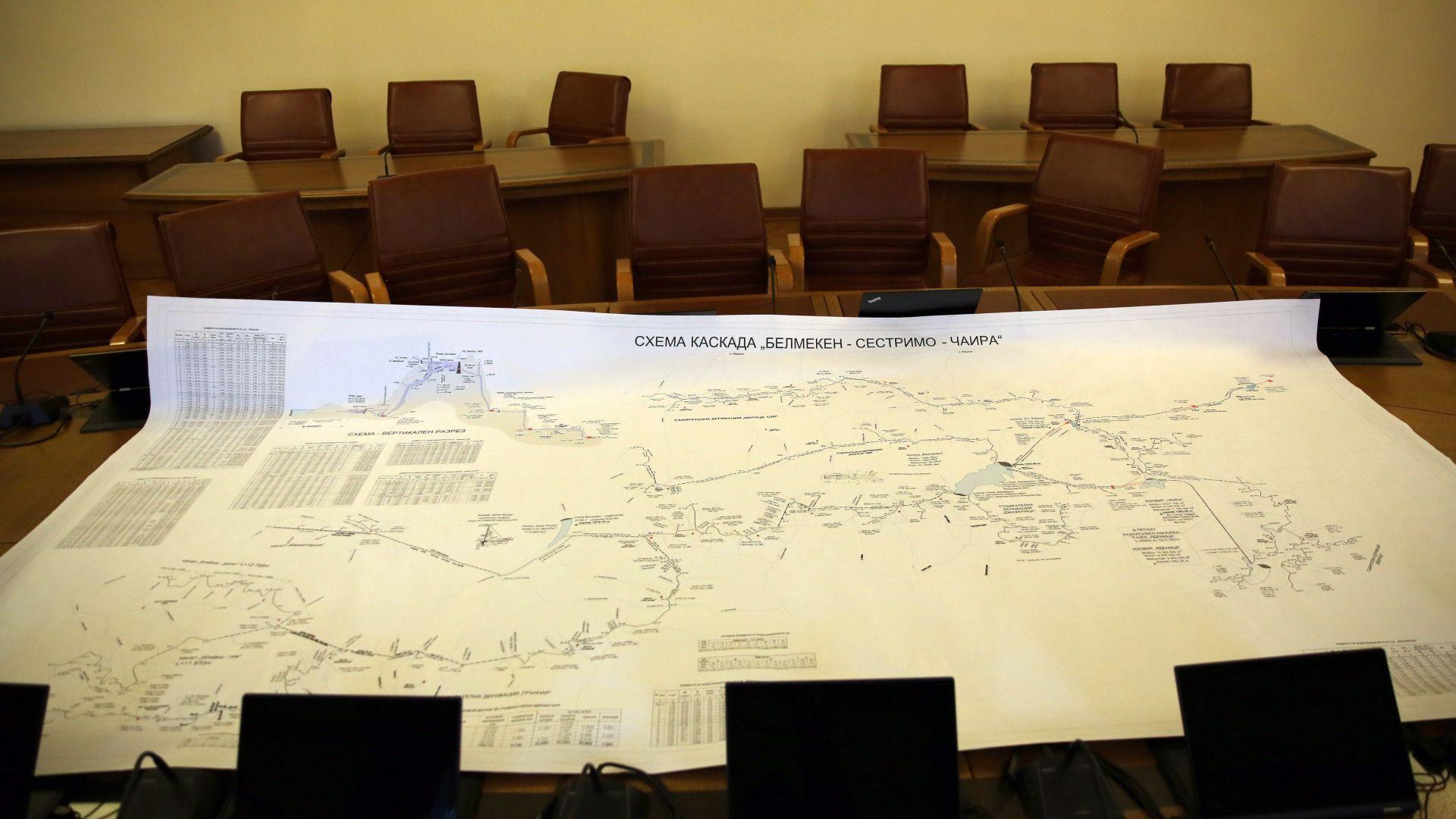 Извънредно заседание в Перник заради новия резервоар