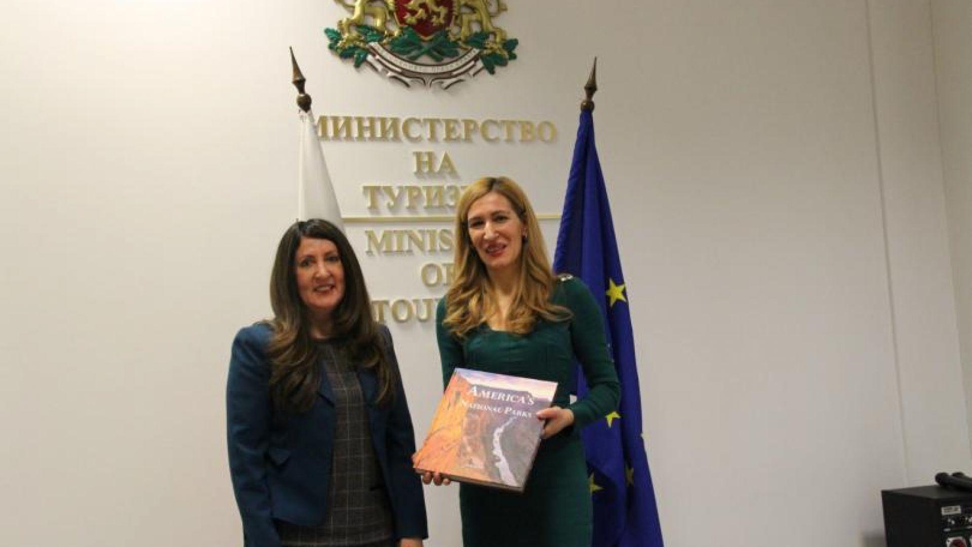 България и САЩ изразяват готовност за по-активно сътрудничество в сферата