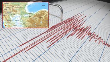 5 по Рихтер разтресе Гърция