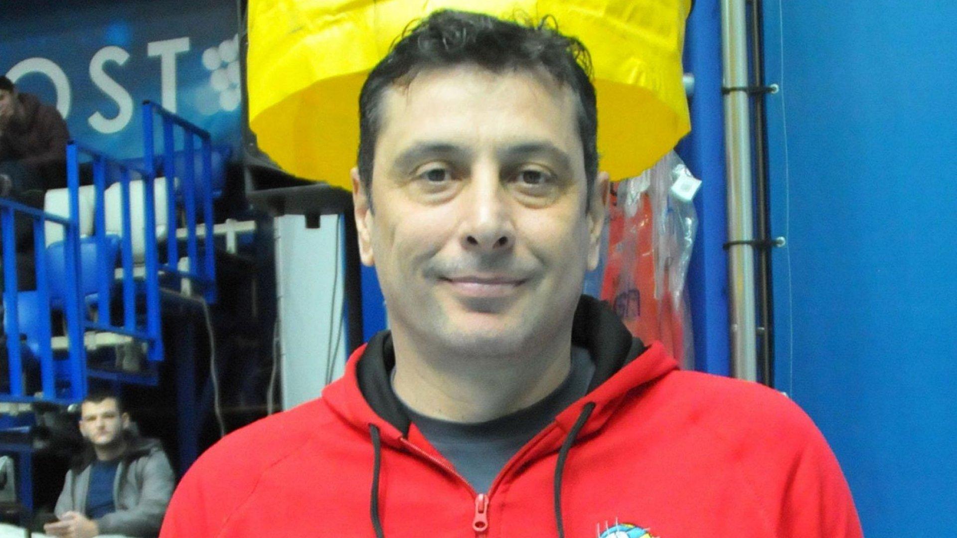 Желязков е фаворит за пост национален селекционер във волейбола