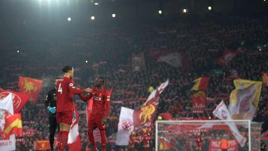 Властите помолиха Ливърпул да играе на неутрален терен до края на сезона