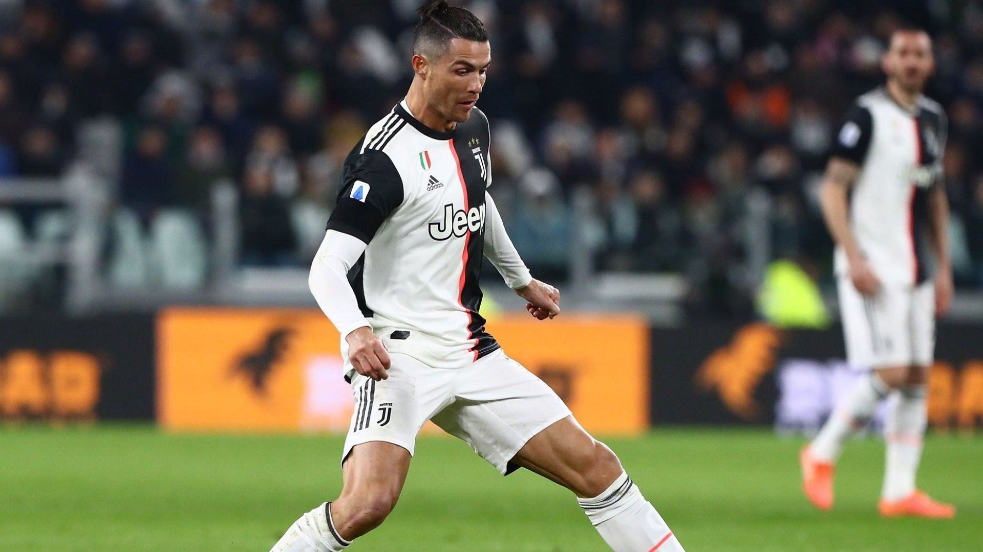 "Роналдо вдъхнови Юве срещу римските ""вълци"""