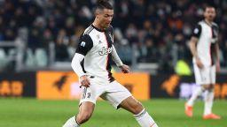 Роналдо вдъхнови Юве срещу римските "вълци"