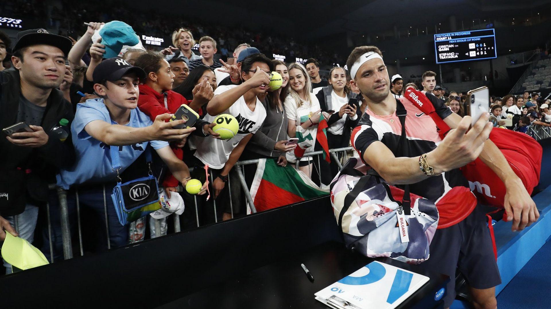 Сложният план на Мелбърн, с който да върне публиката за големия тенис