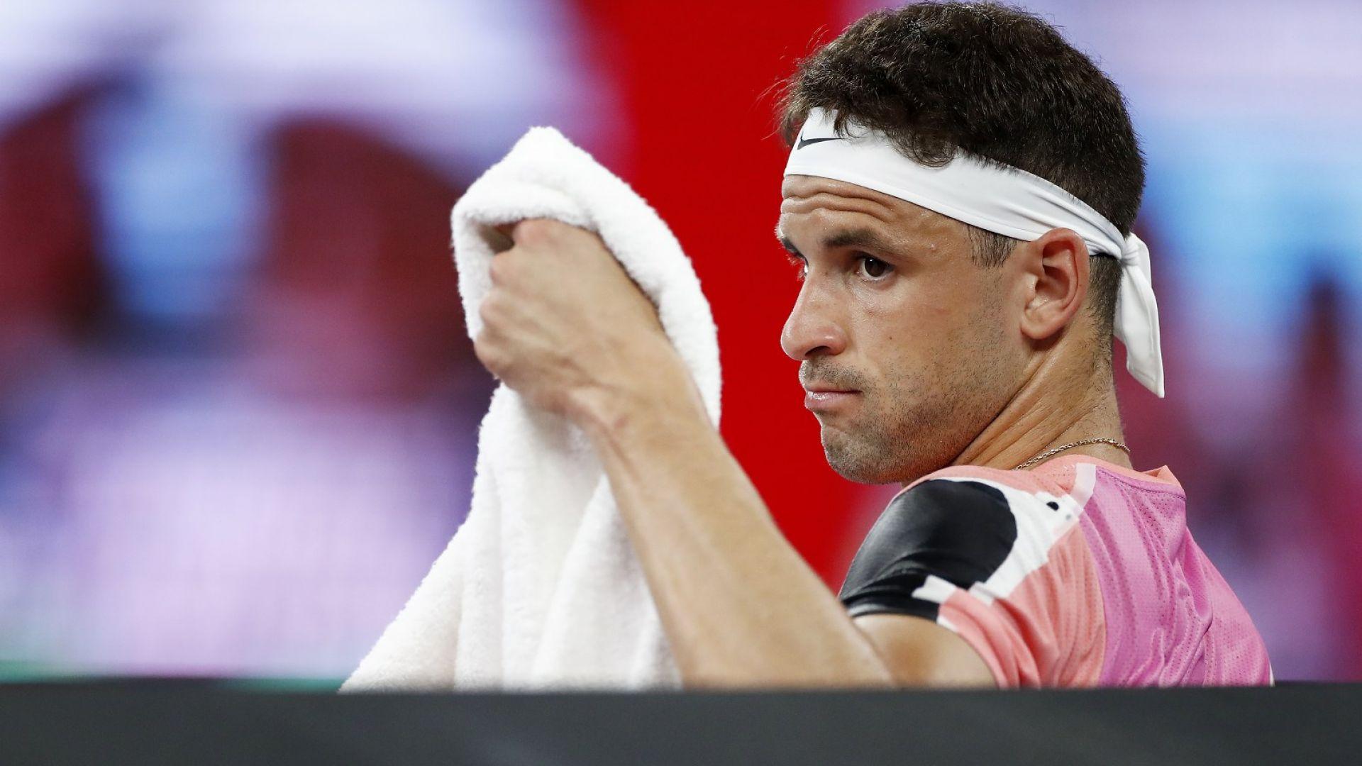 Григор потвърди дебютно участие на френски турнир
