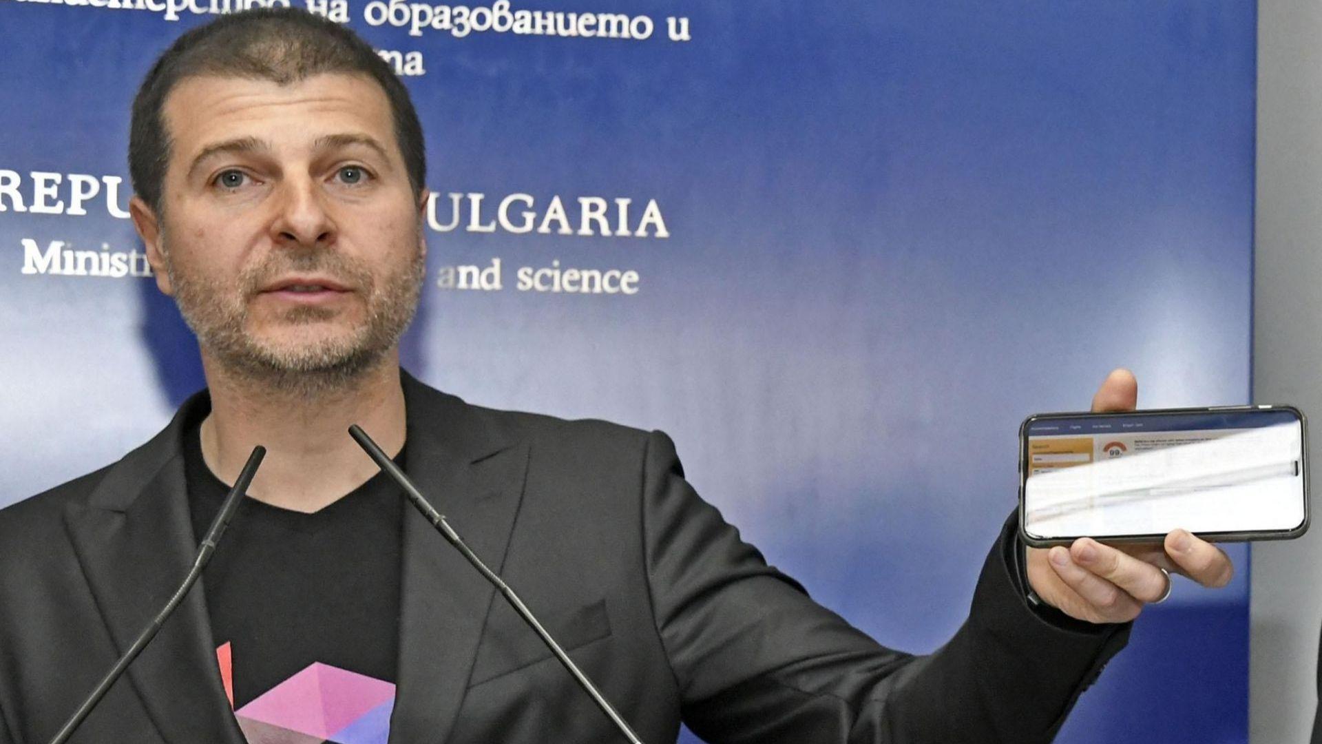 Управителят на Националната здарвноосигурителна каса (НЗОК) д-р Дечо Дечев обяви,