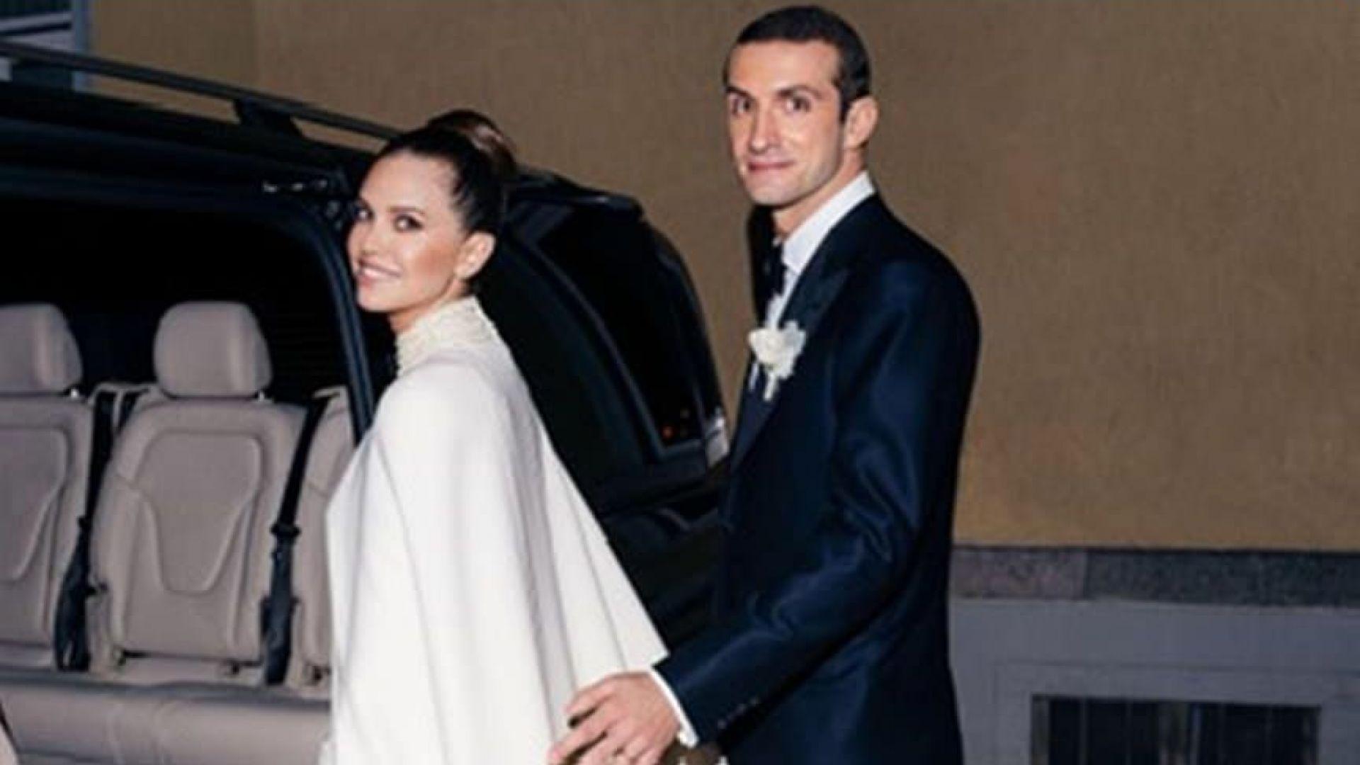 Бившата на Абрамович - Даша Жукова, се омъжи за гръцки милиардер