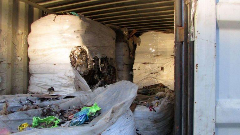 Италианският боклук в Бургас се оказа безопасен