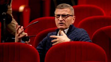 Небойша Брадич - очарован от нашия Музикален театър