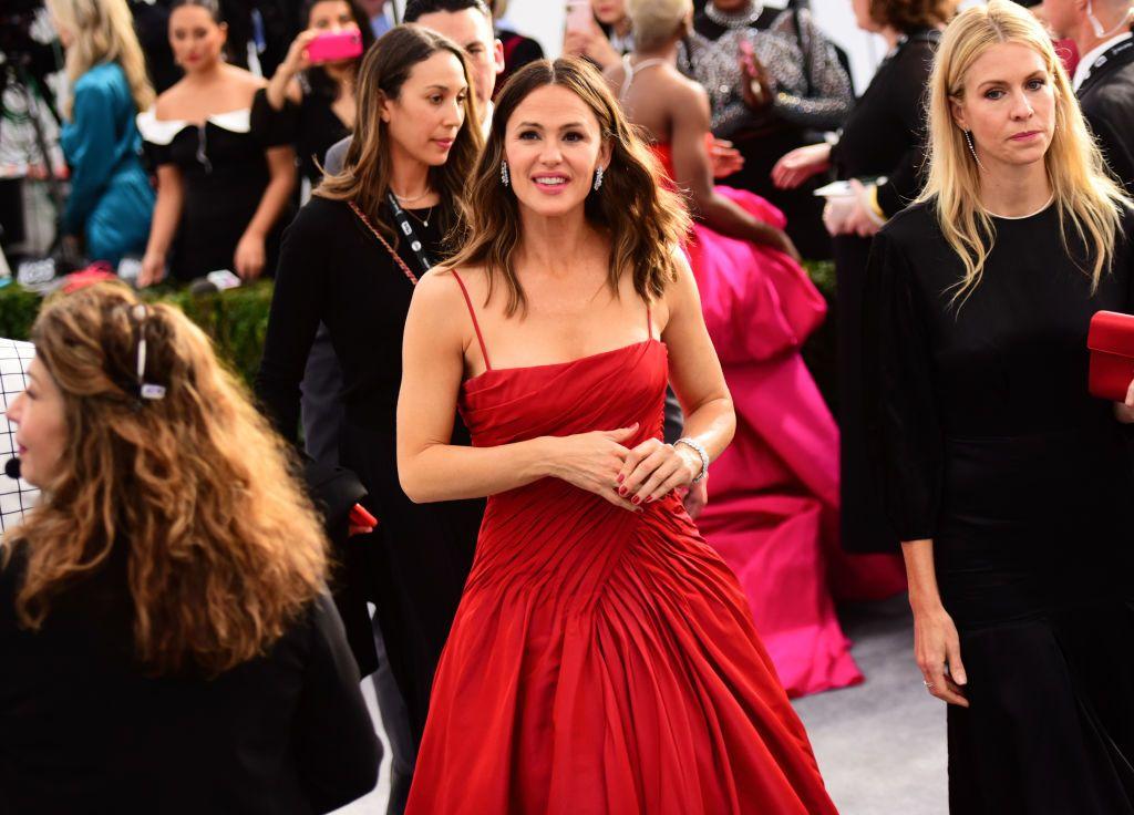 """Дженифър Гарнър в """"Dolce & Gabbana"""