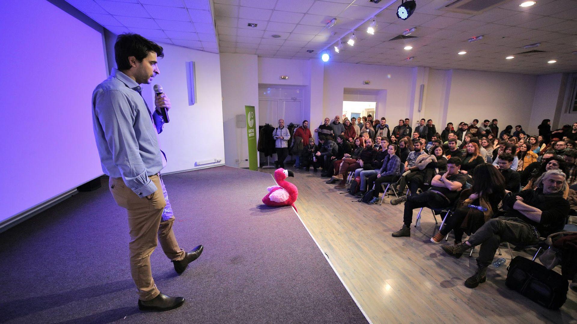 Sofia Game Jam Week 2020 поставя София на световната гейминг карта