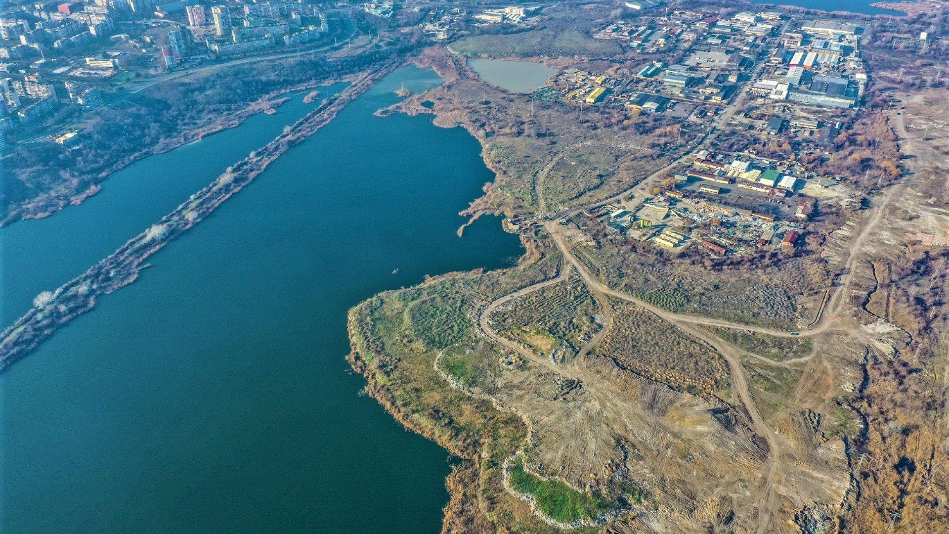 Развитието на Индустриален и логистичен парк - Бургас навлиза в