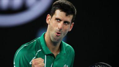 Джокович се справи с корав германец за победа №900