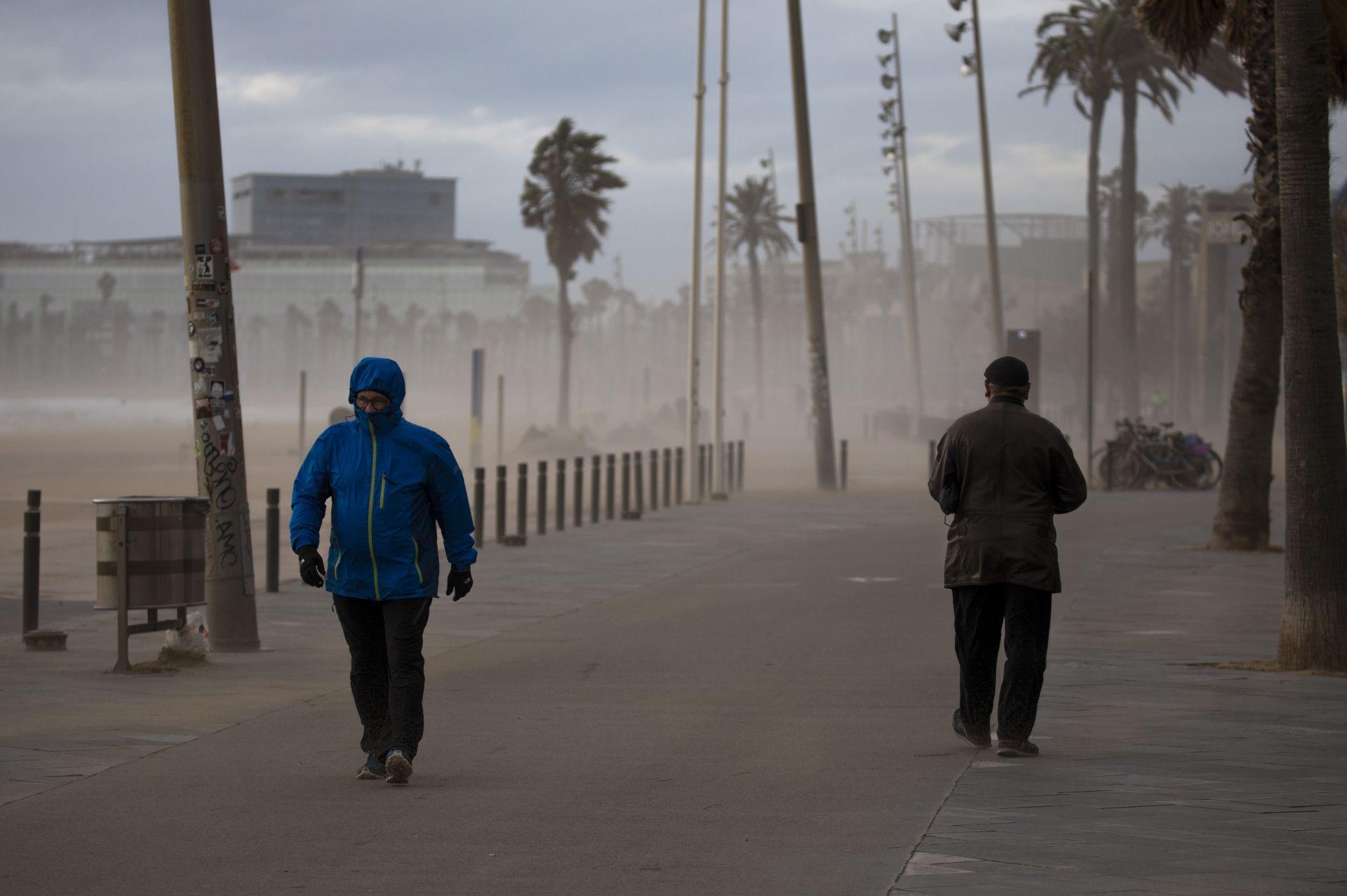 Бурята Глория в Барселона