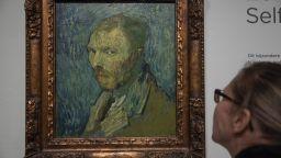 Установиха автентичността на спорeн автопортрет на Ван Гог