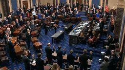 Финалната процедура от третия процес по импийчмънт на американски президент влезе в ход
