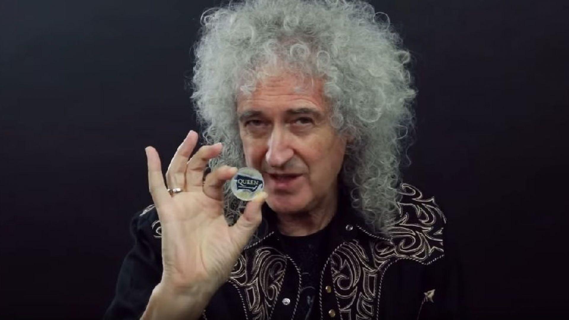 Издадоха монета с група Queen