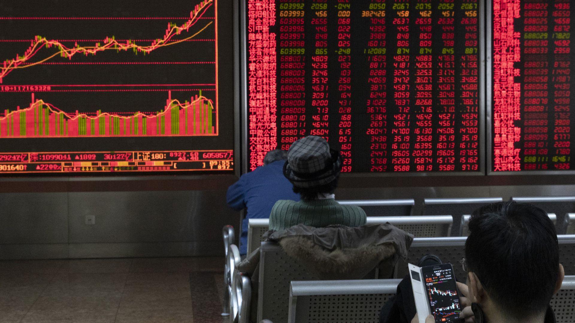 Петте ИТ гиганта загубиха над 320 млрд. долара, заради срива на борсите