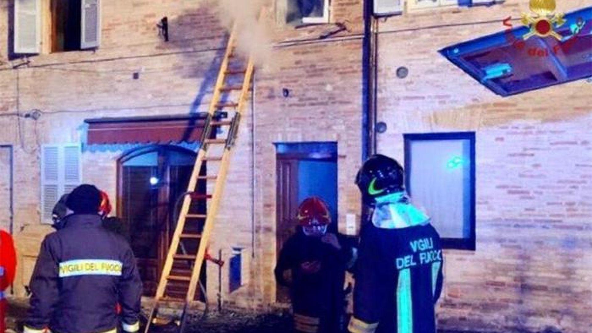 Българка подпали жилището си в Италия, огънят погуби невръстната й дъщеричка