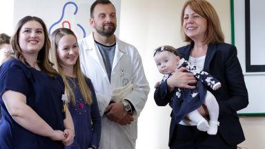 Кметът призова за повече дарители на яйцеклетки (снимки)