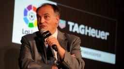 Шефът на испанската лига: ФИФА е заплаха, наруши баланса във футбола