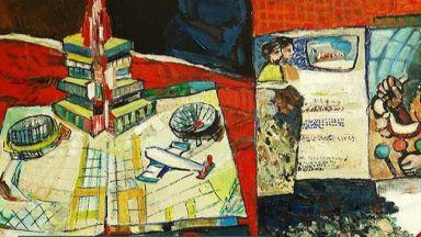 40 творби за 40-годишнината на пловдивски художник