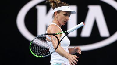Симона Халеп с остри критики към румънската тенис федерация