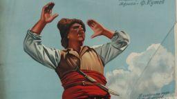 Забравените герои на българското кино, в плакати