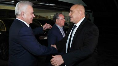 """Борисов се срещна с шефа на """"Лукойл"""" в Давос, той обеща инвестиции"""