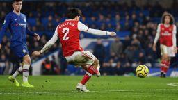 """Равенство с вкус на победа за Арсенал на """"Стамфорд Бридж"""""""
