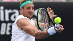 Тенис изхвърли световния №8 в Мелбърн след 207-минутно шоу